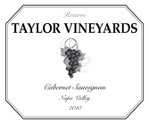 Your Private Vineyard - Taylor Vineyards